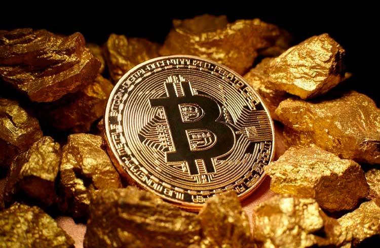 é negociação de ouro bitcoin