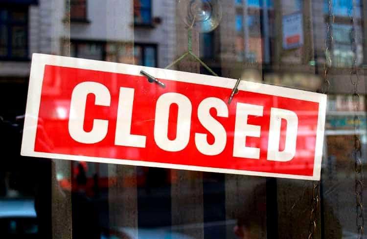 Exchange brasileira tem conta encerrada pela Caixa Econômica Federal