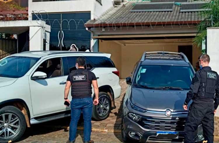 Líder de pirâmide de criptomoedas tem R$ 5 milhões apreendidos pela polícia