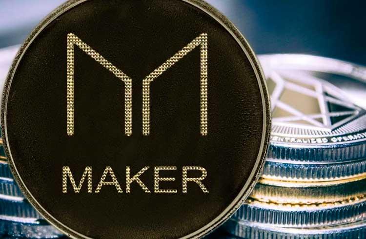 MakerDAO tem R$ 5 bilhões alocados e se torna maior criptomoeda em DeFi