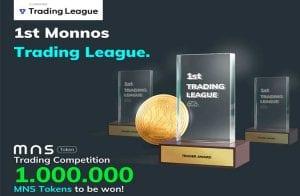 Monnos anuncia prêmio de mais de R$ 10.000 para competição de trading