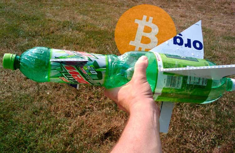 Queda do Bitcoin é correção que pode dar tração para os R$ 51 mil, afirma analista