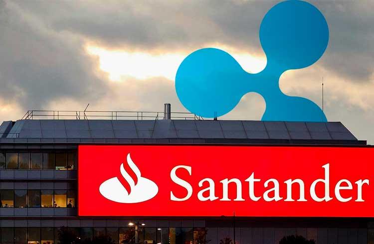 Santander e Ripple fecham parceria e prometem mais agilidade em pagamentos internacionais