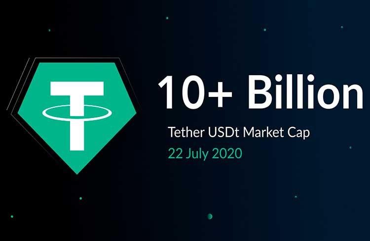 USDT supera R$ 50 bilhões em valor de mercado