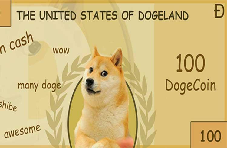Usuário do TikTok faz Dogecoin valorizar 19% em um dia