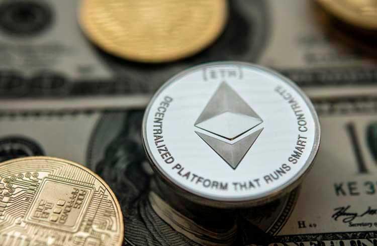 Volume de dólares investidos em DeFi da rede Ethereum triplica em um ano