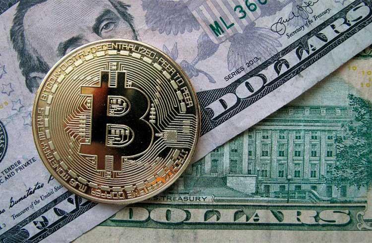 Bitcoin se mantém em R$ 65.000 com disparada do dólar
