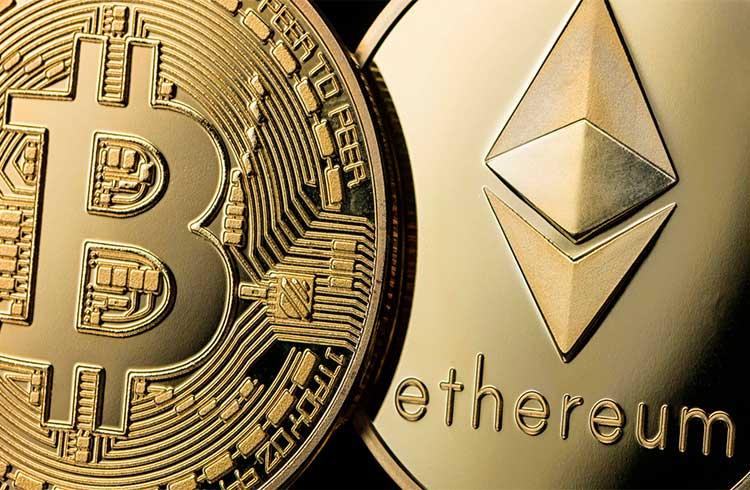 Bitcoin segue nos R$ 63.000; Ethereum rompe os US$ 400