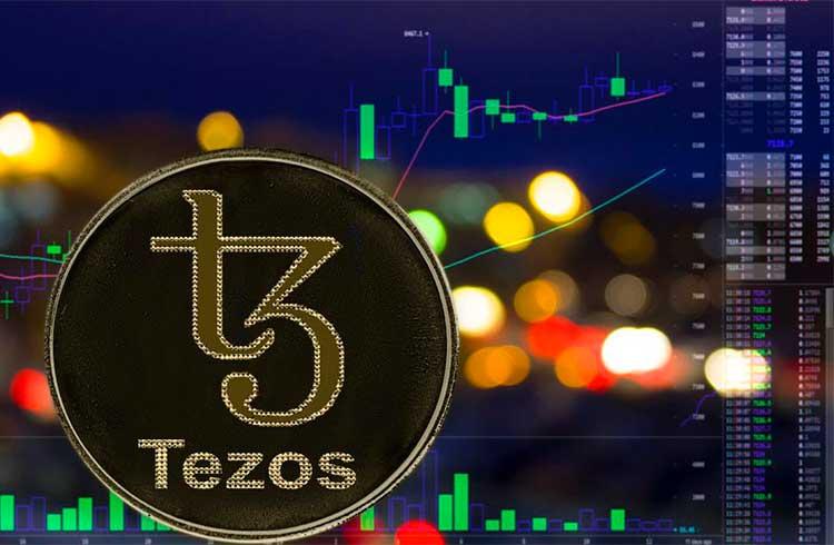 Bitcoin segue na zona dos R$ 65.000; Tezos salta 13,5%
