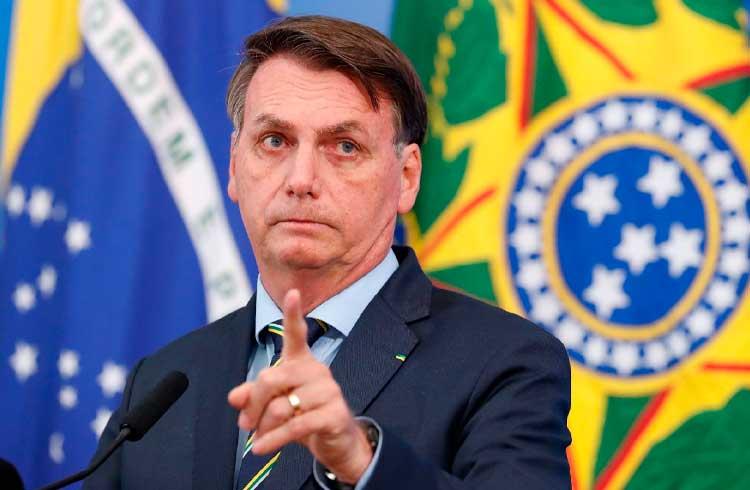 Bolsonaro afirma que registros no PIX podem começar já em outubro