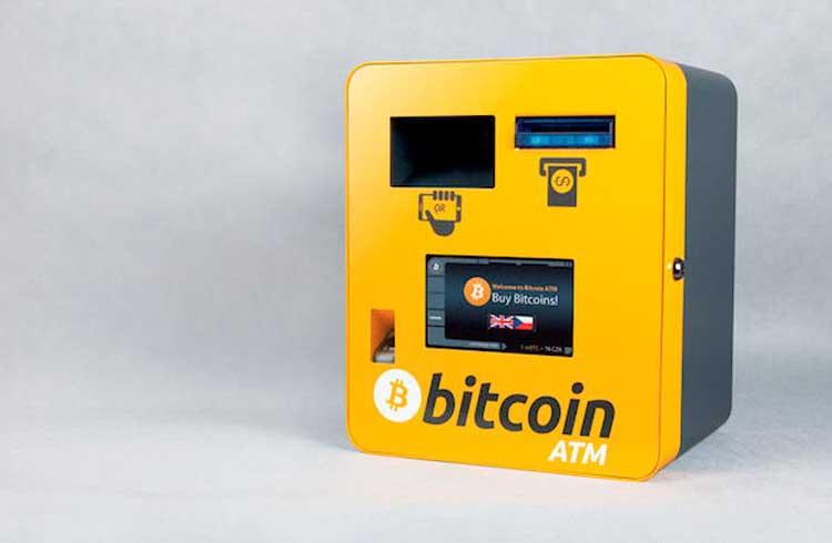 Brasil vai receber 10 caixas eletrônicos de Bitcoin