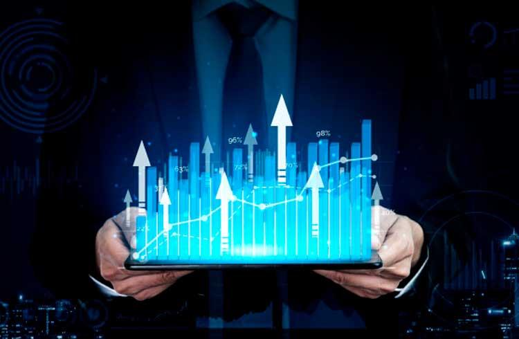 Buscas por plataformas DeFi apresentam forte crescimento em julho