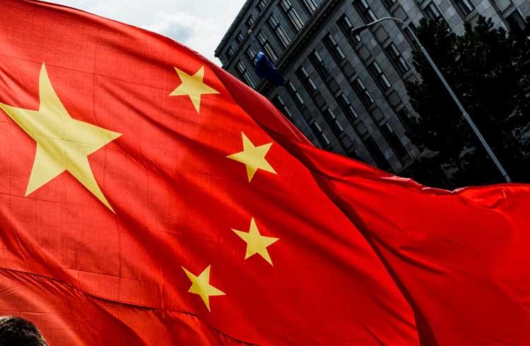 China quer expandir projeto blockchain com Google e Amazon como aliados