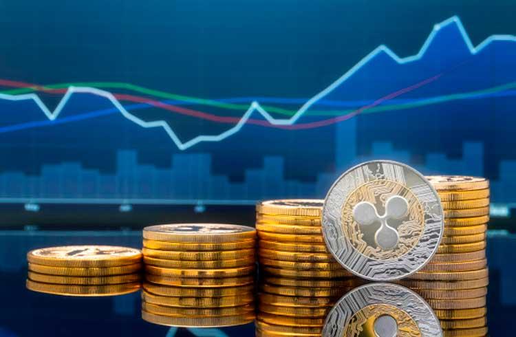 Cofundador da Ripple está vendendo 1.740.000 XRP por dia