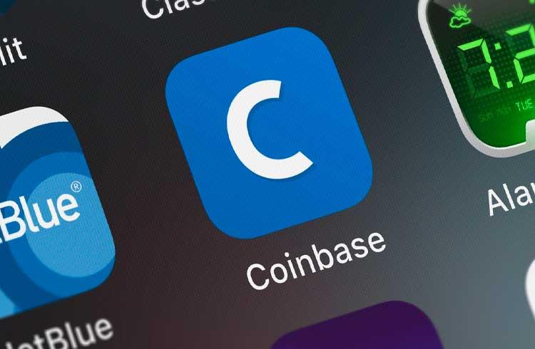 Coinbase lista criptoativo e preço dispara 47% em poucas horas