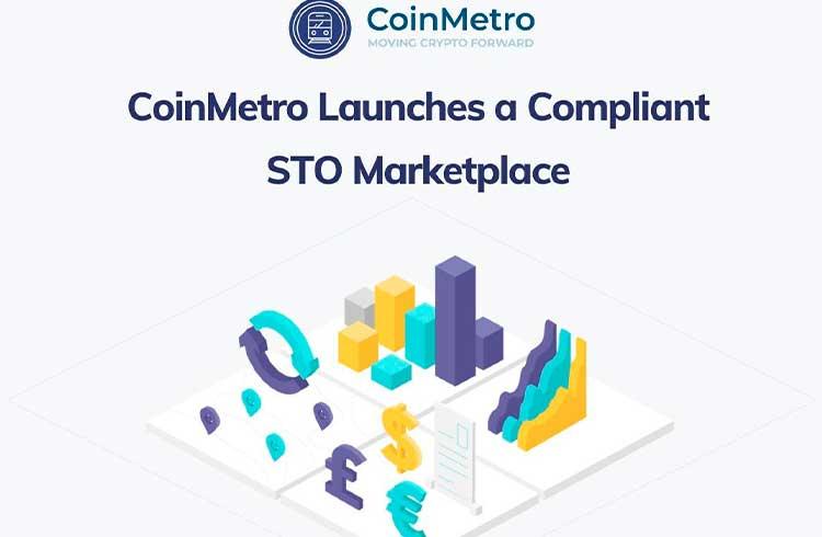CoinMetro e Ignium anunciam o lançamento de um novo mercado de valores mobiliários digital