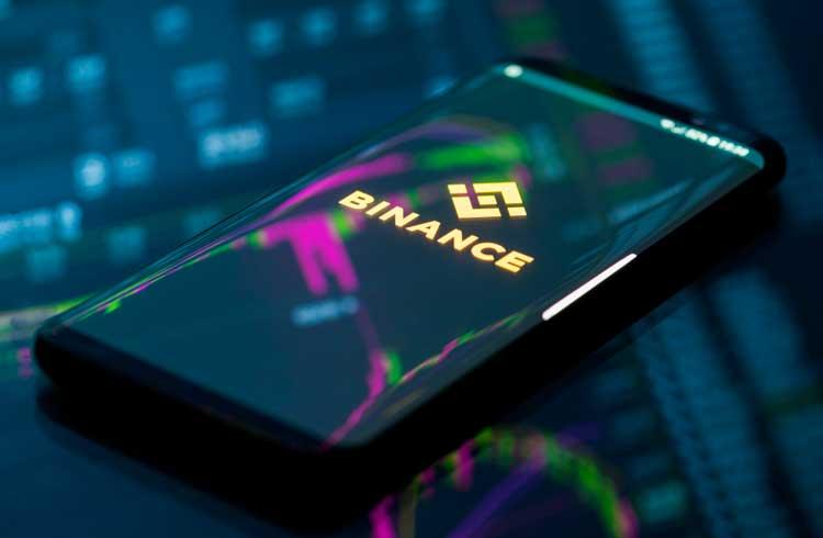 Criptomoeda valoriza 20% após ser listada na Binance