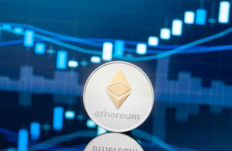 Ethereum rompe os US$ 400 e pode valorizar ainda mais, apontam indicadores