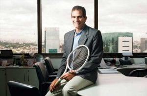 Ex-tenista brasileiro compra startup focada em blockchain