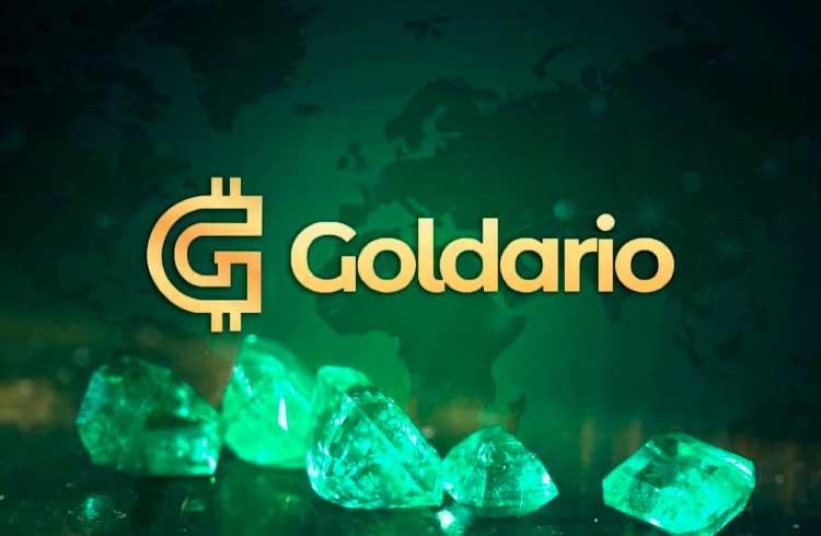 Golpistas se passam por membros da Goldario, criptomoeda da G44