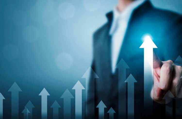 Token que promete rendimentos valoriza 100% em 4 dias
