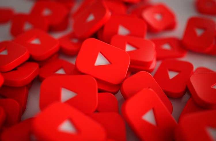 """YouTube bane canal cripto por """"promoção de atividades ilícitas"""""""