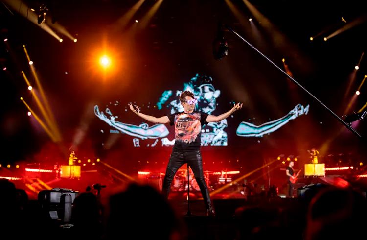 Astros do rock lançam colecionáveis no Ethereum
