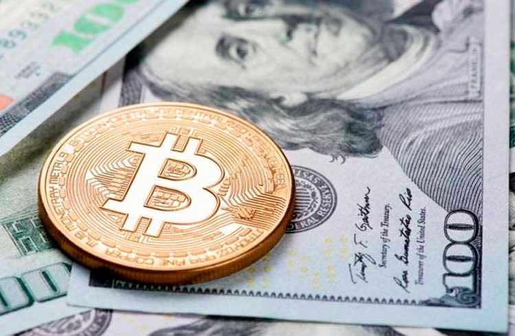 Bitcoin chega aos R$ 61.000 com ajuda do dólar