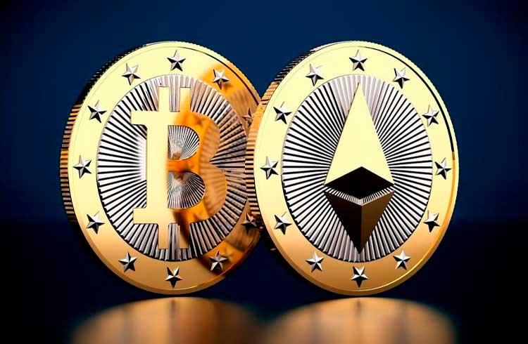 Bitcoin no Ethereum? Mais de 100 mil BTC já foram tokenizados em ETH