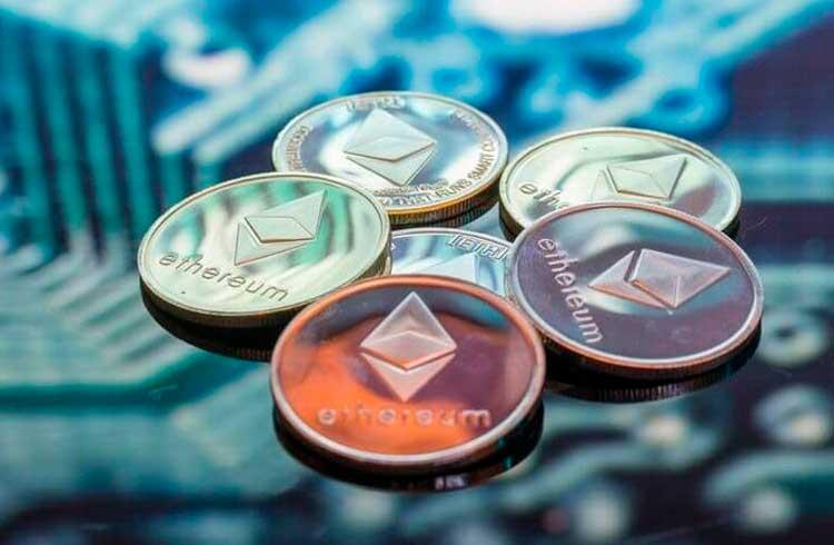 Ethereum atinge R$ 2.500 e marca seu maior preço em dois anos