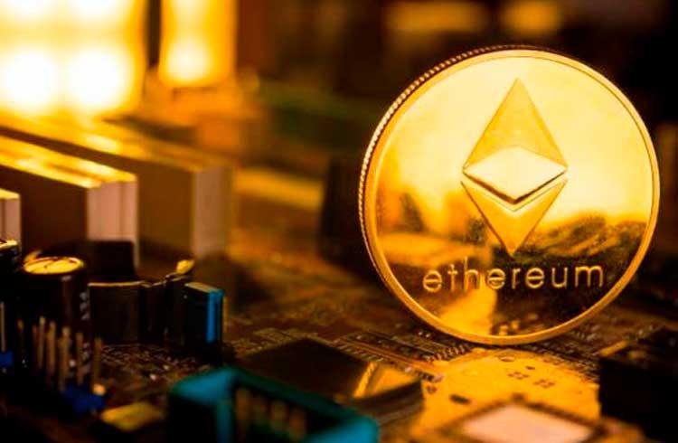 Ethereum dá lucro recorde para mineradores com boom de DeFi