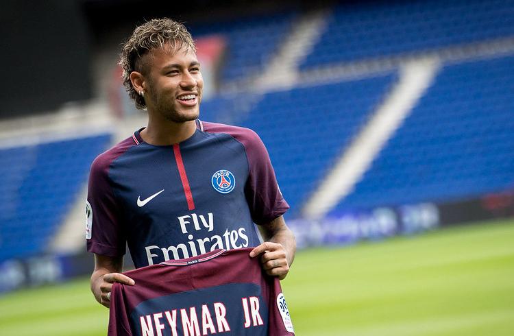 Neymar vira token e pode ser comprado em jogo baseado em blockchain