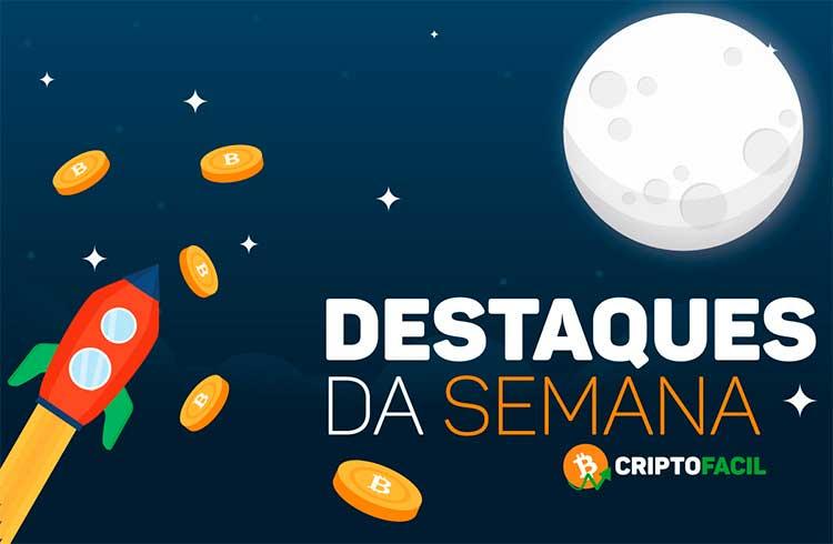 Semana das criptomoedas: semana de quedas para criptomoedas, youtuber insulta day traders e Bitcoin pode iniciar baixa