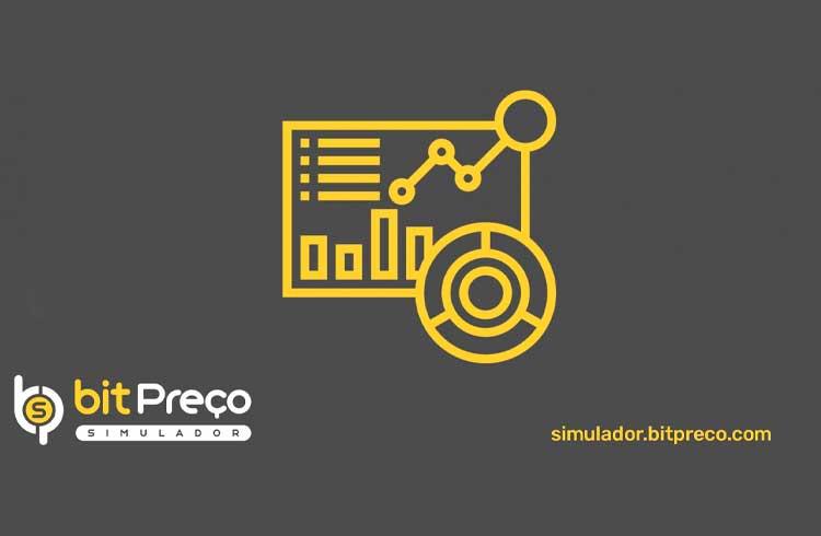 Startup lança simulador gratuito de negociação em criptomoedas