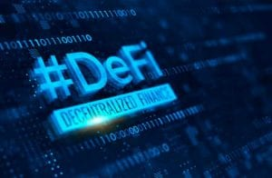 Tokens DeFi valorizam 80% mesmo durante baixa do mercado