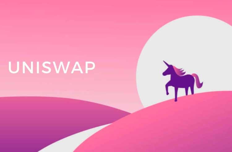 Uniswap dá dinheiro de graça para seus usuários