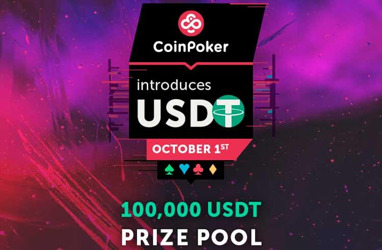 USDT é uma virada de jogo para o poker online