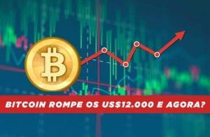 Análise do Bitcoin: BTC dispara rumo aos US$ 20.000 dólares