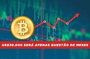 Análise do Bitcoin: BTC pode chegar aos US$ 13.000 dólares