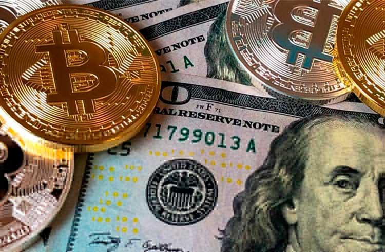 Bitcoin se aproxima dos R$ 79.000 com alta do dólar