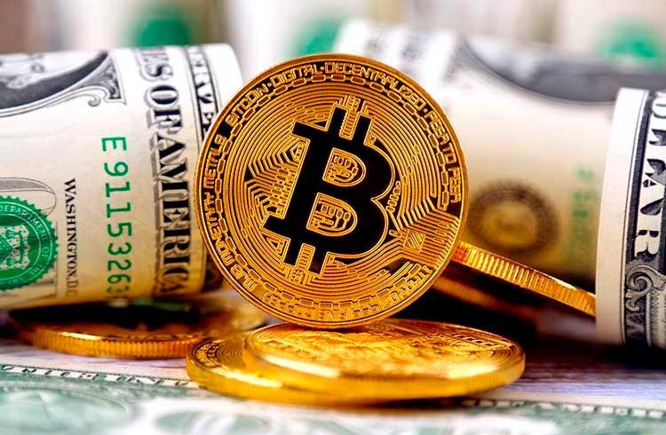 Bitcoin escorrega e volta aos R$ 75.000