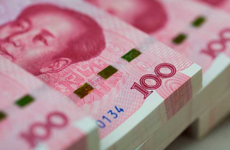 China testa transações anônimas em sua moeda digital