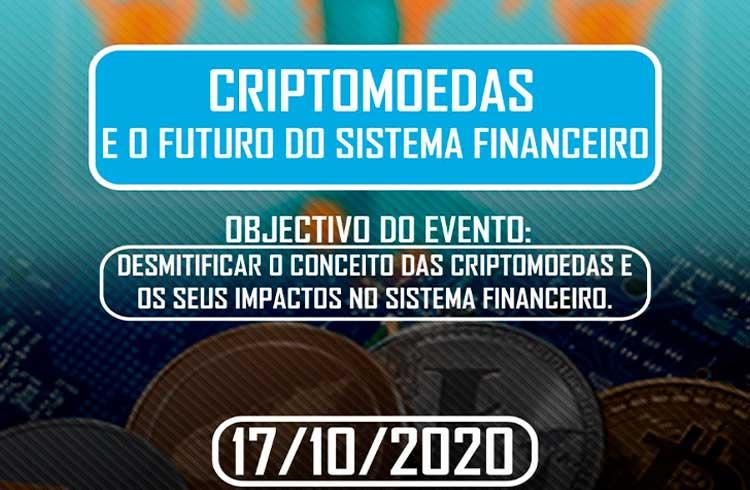 Evento gratuito sobre criptomoedas ocorrerá no sábado