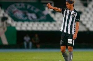 Jogador do Botafogo lança sua própria criptomoeda