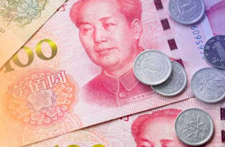 Moeda digital da China começa a ter carteiras falsificadas