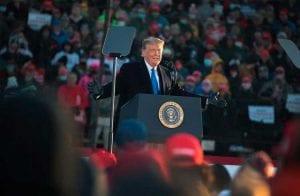 Site da campanha de Trump é invadido e hackers pedem resgate em Monero