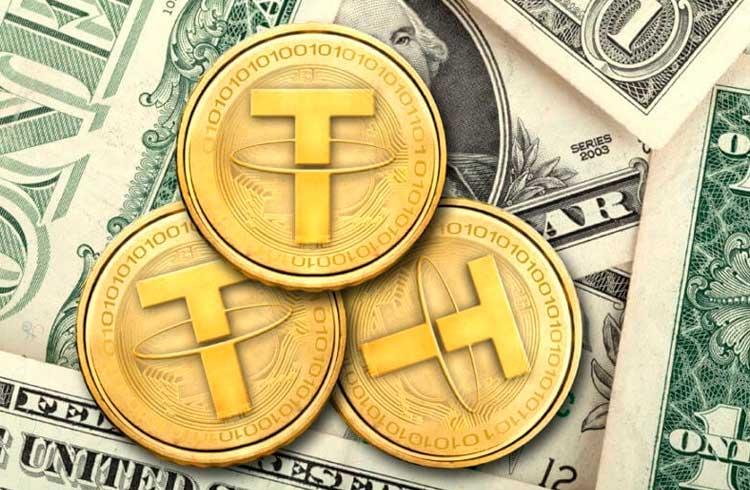 Tether bloqueia R$ 1,7 milhão roubado de seus usuários