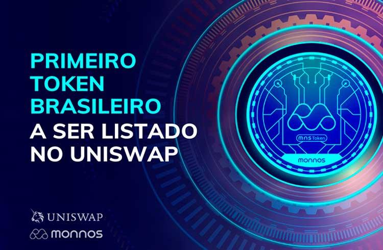 Tokens brasileiros conquistam espaço na Uniswap