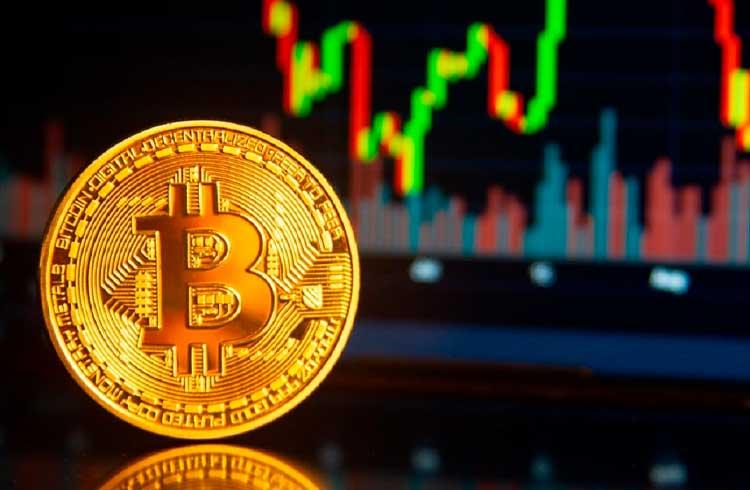 Bitcoin bate recorde histórico em valor de mercado