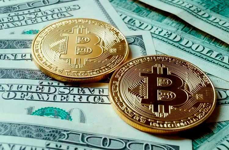 Bitcoin fecha mês acima de US$ 13 mil pela primeira vez desde 2017
